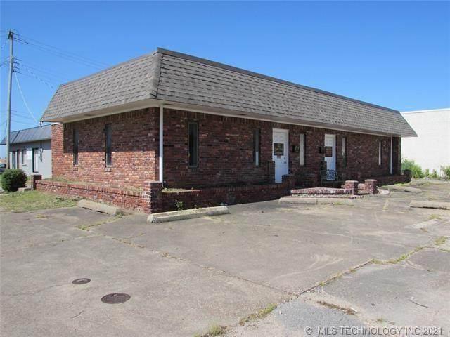 501 W Okmulgee Avenue, Muskogee, OK 74401 (MLS #2124704) :: Owasso Homes and Lifestyle