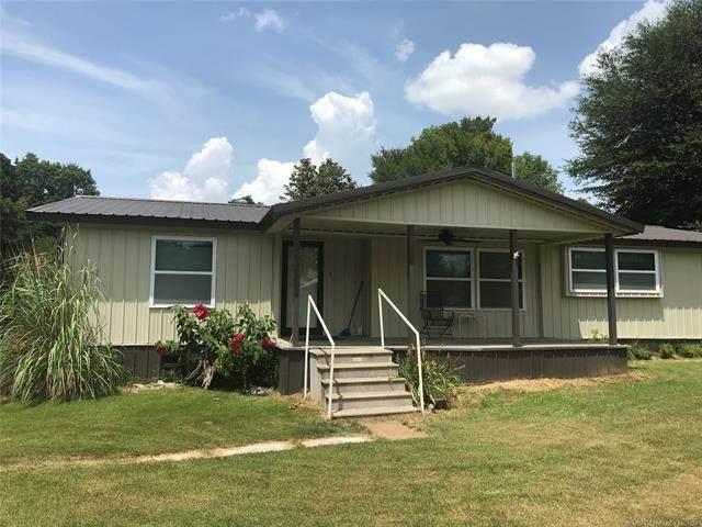 91 Charles Drive S, Eufaula, OK 74432 (MLS #2124712) :: Owasso Homes and Lifestyle