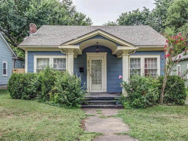 1872 E 17th Street, Tulsa, OK 74104 (MLS #2124719) :: Owasso Homes and Lifestyle