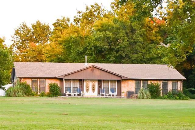 6356 Highway 77 N, Wynnewood, OK 73098 (MLS #2124721) :: Owasso Homes and Lifestyle