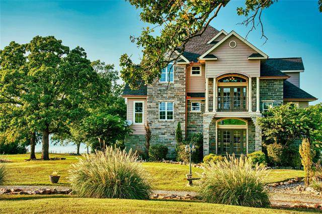 721 Lakeside Circle, Atoka, OK 74525 (MLS #2124727) :: Owasso Homes and Lifestyle