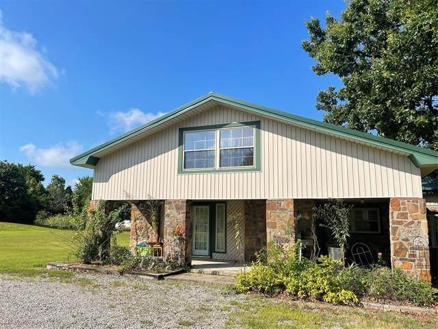 12130 Hwy 9 E, Eufaula, OK 74432 (MLS #2124732) :: Active Real Estate