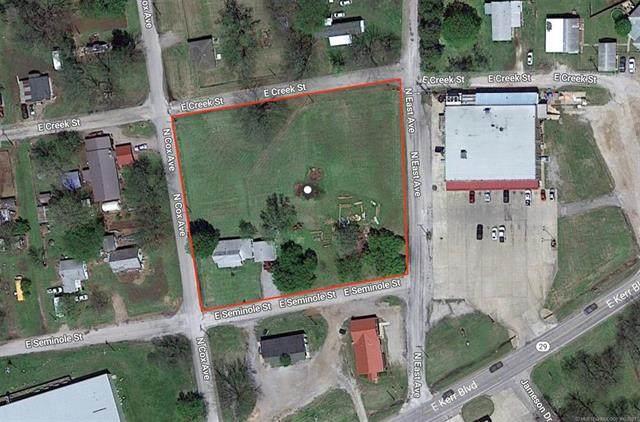 1202 Seminole, Wynnewood, OK 73098 (MLS #2124735) :: Owasso Homes and Lifestyle