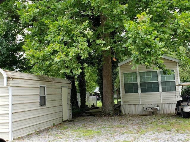 57300 County Road 658 #37, Kansas, OK 74347 (MLS #2124780) :: Active Real Estate