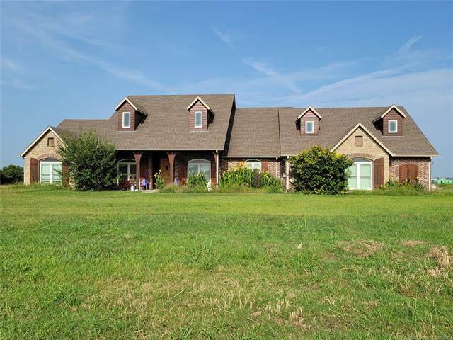 1205 N 205 Road, Mounds, OK 74047 (MLS #2124795) :: 918HomeTeam - KW Realty Preferred