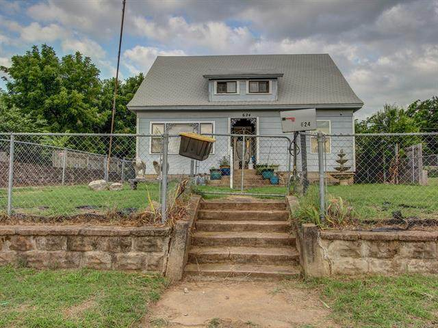 624 S Main Street, Sapulpa, OK 74066 (MLS #2124801) :: Owasso Homes and Lifestyle