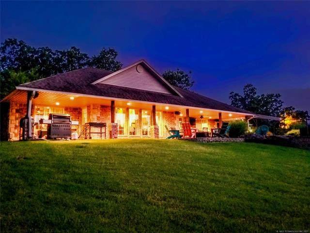 227 Three Nations Drive, Stigler, OK 74462 (MLS #2124803) :: Owasso Homes and Lifestyle