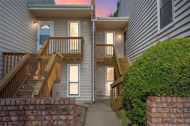 2801 S Juniper Avenue 231U, Broken Arrow, OK 74012 (MLS #2124818) :: Owasso Homes and Lifestyle