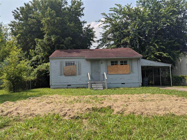 2026 E Young Street, Tulsa, OK 74110 (MLS #2124869) :: 918HomeTeam - KW Realty Preferred