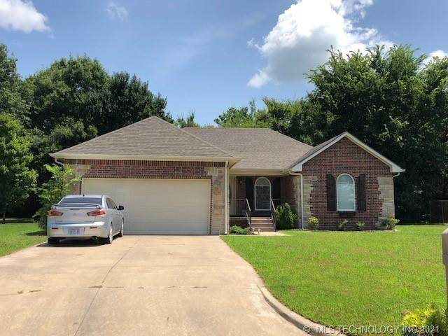 4706 Coyote Pass Ct, Muskogee, OK 74403 (MLS #2124872) :: Owasso Homes and Lifestyle