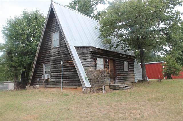 10527 Tonkawa Street, Kingston, OK 73439 (#2124878) :: Homes By Lainie Real Estate Group