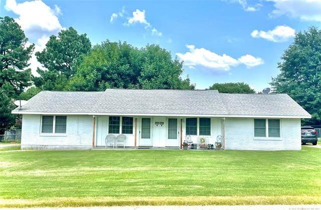 1201 Douglas, Mcalester, OK 74501 (MLS #2124911) :: Owasso Homes and Lifestyle