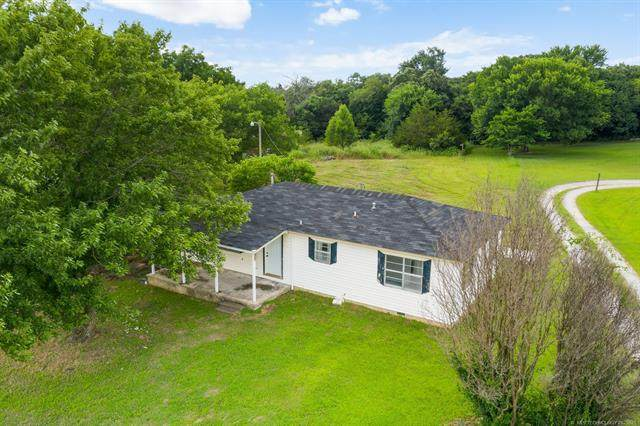 12608 State Hwy 3W, Ada, OK 74820 (MLS #2124951) :: Owasso Homes and Lifestyle