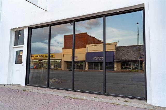 214 N Main Street, Bristow, OK 74010 (MLS #2124972) :: 580 Realty
