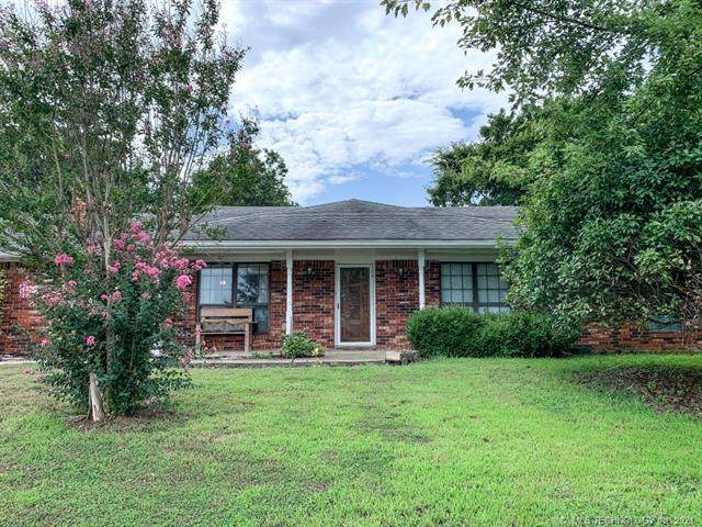 906 Fireside Estate Road, Mcalester, OK 74501 (MLS #2124976) :: Owasso Homes and Lifestyle