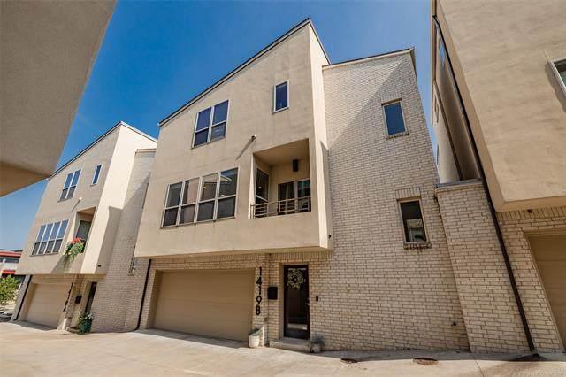 1419 S Quincy Avenue B, Tulsa, OK 74120 (MLS #2124985) :: 918HomeTeam - KW Realty Preferred