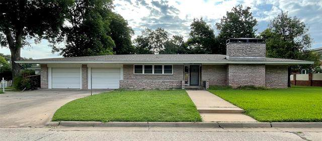808 P SW, Ardmore, OK 73401 (MLS #2124995) :: Active Real Estate