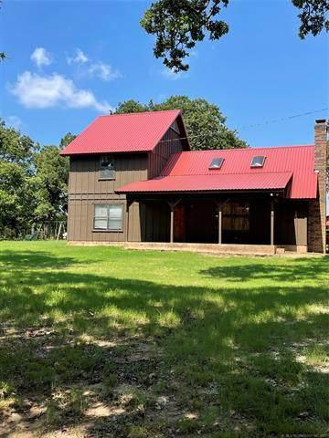 14772 Clifton, Marietta, OK 73448 (MLS #2125001) :: Active Real Estate