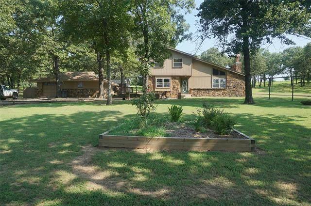 9165 Locust Road, Henryetta, OK 74880 (MLS #2125005) :: Owasso Homes and Lifestyle