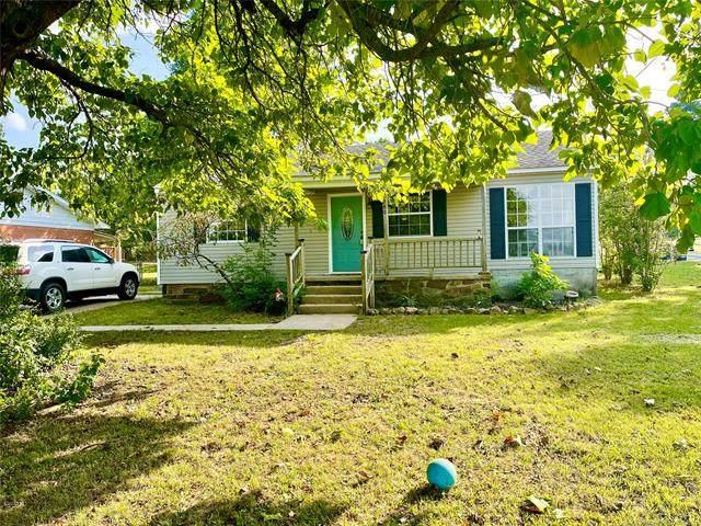 280 NW Electric Avenue, Krebs, OK 74501 (MLS #2125019) :: Owasso Homes and Lifestyle