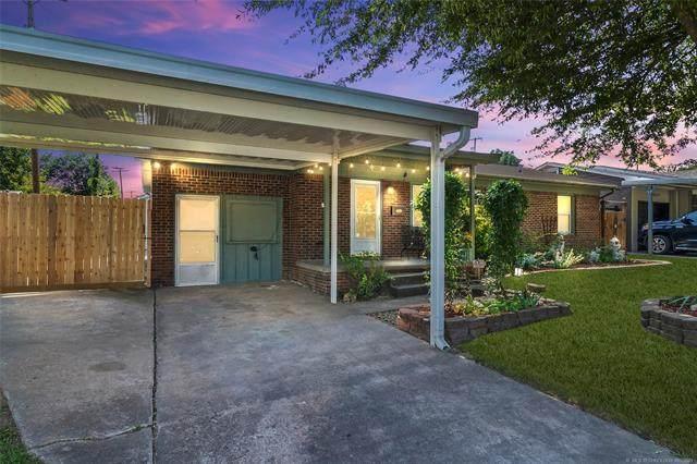 1813 S Joplin Avenue, Tulsa, OK 74112 (MLS #2125032) :: Active Real Estate