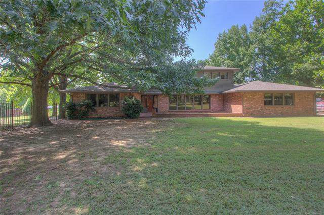 735 N Firehouse Road, Cleveland, OK 74020 (MLS #2125041) :: Owasso Homes and Lifestyle