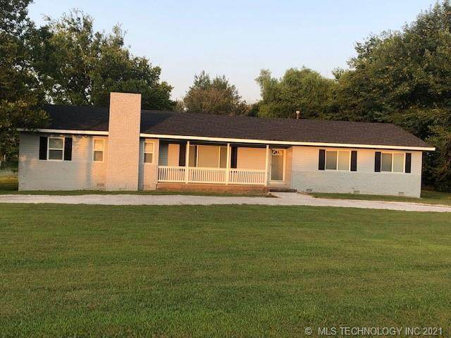 7932 S Highway 64, Muskogee, OK 74403 (MLS #2125042) :: Owasso Homes and Lifestyle