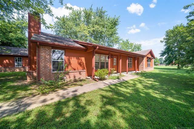 26977 S 625 Road, Grove, OK 74344 (MLS #2125050) :: 918HomeTeam - KW Realty Preferred