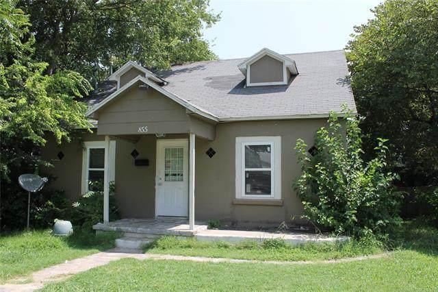 855 N Delaware Place, Tulsa, OK 74110 (MLS #2125058) :: 918HomeTeam - KW Realty Preferred