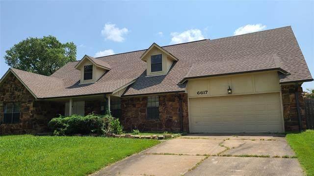 6617 S 92nd East Avenue, Tulsa, OK 74133 (MLS #2125064) :: 918HomeTeam - KW Realty Preferred