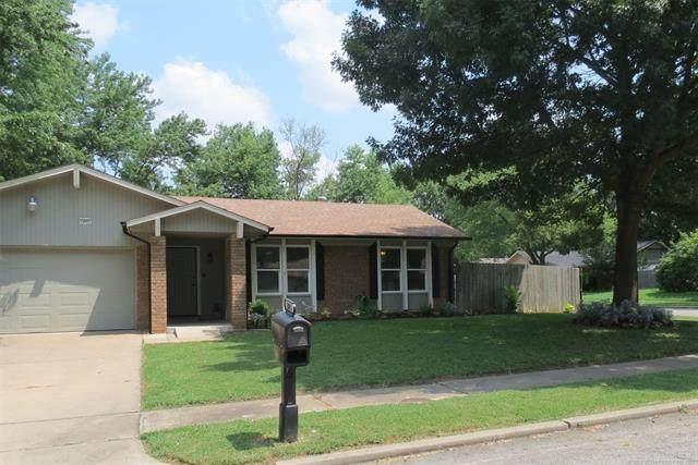 13051 E 28th Street, Tulsa, OK 74134 (MLS #2125066) :: 918HomeTeam - KW Realty Preferred