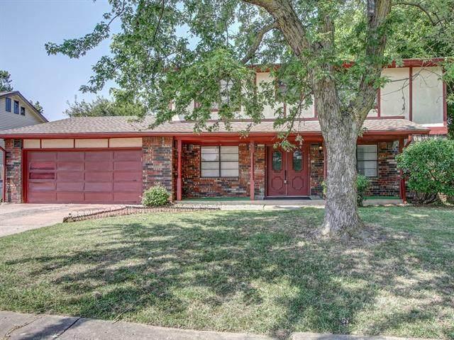5810 S 91st East Avenue, Tulsa, OK 74145 (MLS #2125070) :: Active Real Estate