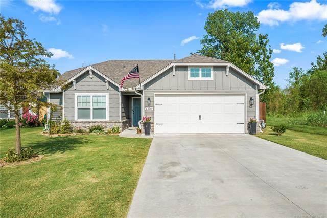 6609 S 20th Place, Broken Arrow, OK 74012 (MLS #2125077) :: Active Real Estate