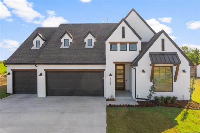 12811 S 6th Place, Jenks, OK 74037 (MLS #2125078) :: Active Real Estate
