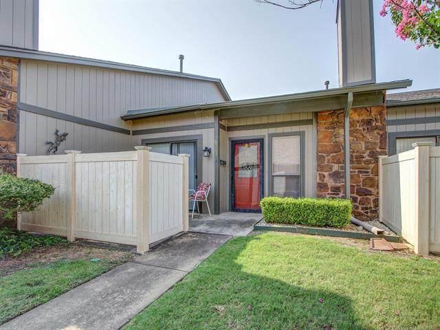 6181 S Zunis Avenue #6181, Tulsa, OK 74136 (MLS #2125082) :: Active Real Estate
