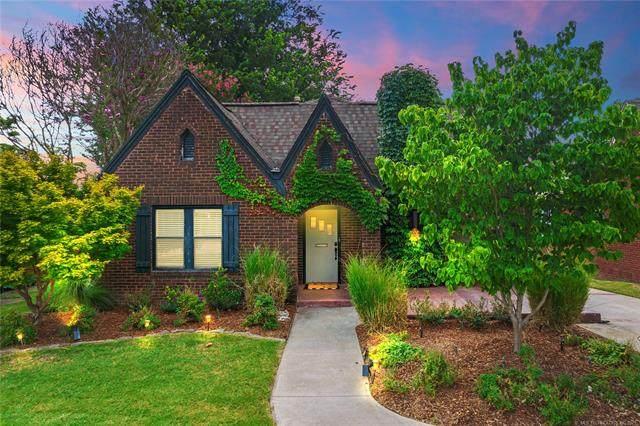 1532 S Columbia Place, Tulsa, OK 74104 (MLS #2125088) :: 918HomeTeam - KW Realty Preferred