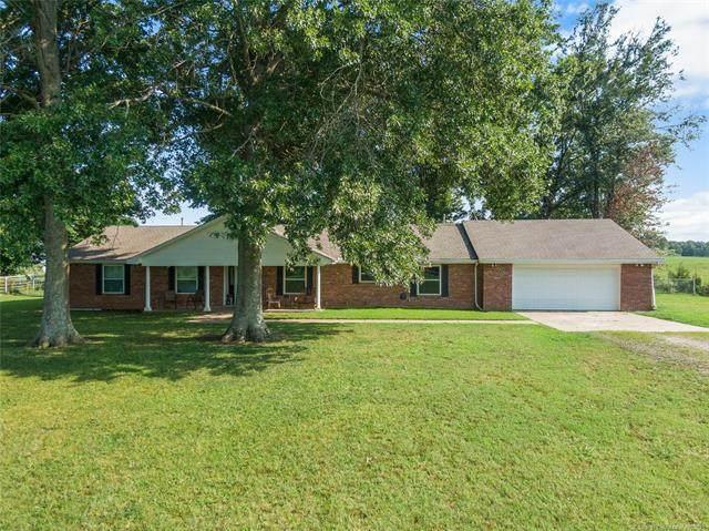 1336 E 36th Street, Okmulgee, OK 74447 (MLS #2125118) :: 918HomeTeam - KW Realty Preferred