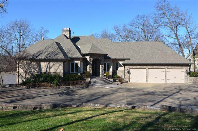 35861 Walnut Ridge, Afton, OK 74331 (MLS #2125141) :: Owasso Homes and Lifestyle