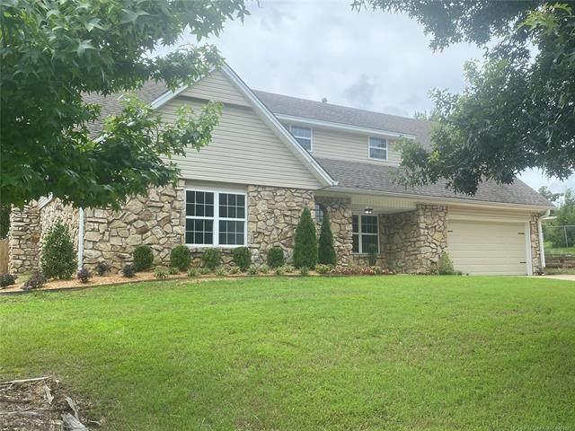 200 Oak Ridge Drive, Sand Springs, OK 74063 (MLS #2125158) :: 918HomeTeam - KW Realty Preferred