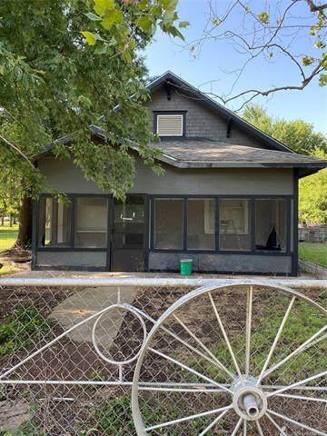 257 W 5th Street, Jennings, OK 74038 (MLS #2125163) :: Owasso Homes and Lifestyle