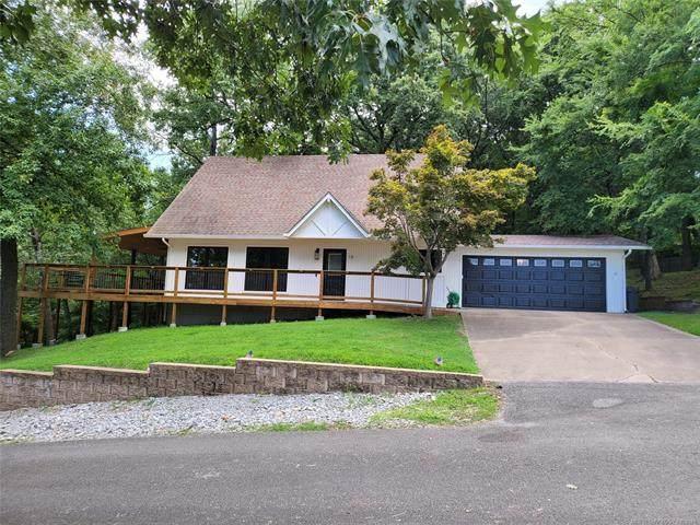 18 Vinita Circle, Afton, OK 74331 (MLS #2125177) :: Owasso Homes and Lifestyle