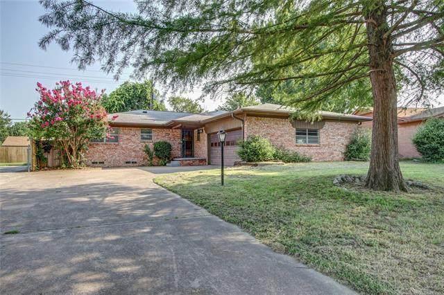 11033 E 26th Place, Tulsa, OK 74129 (MLS #2125182) :: Active Real Estate
