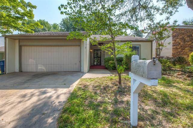 8167 S Jamestown Avenue, Tulsa, OK 74137 (MLS #2125183) :: Active Real Estate