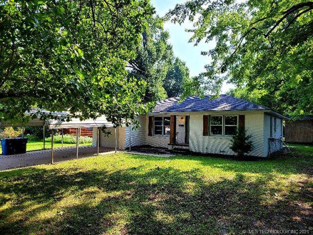 533 S 107th East Avenue, Tulsa, OK 74128 (MLS #2125253) :: Owasso Homes and Lifestyle