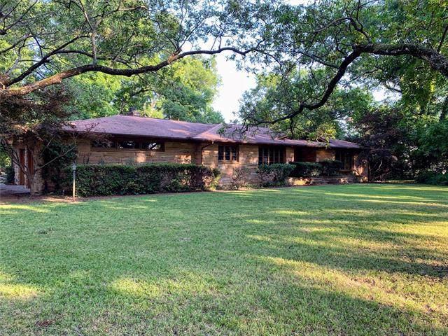345 S Lynn Lane Road, Tulsa, OK 74108 (MLS #2125278) :: Active Real Estate