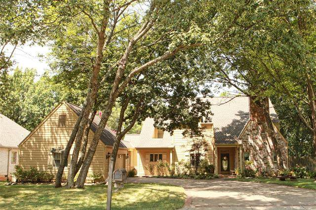 8840 S Kingston Avenue, Tulsa, OK 74137 (MLS #2125292) :: Active Real Estate