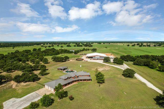 304 Page Road, Overbrook, OK 73448 (MLS #2125300) :: Hopper Group at RE/MAX Results