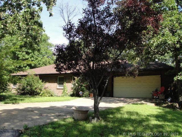 705 Konawa Drive, Eucha, OK 74342 (MLS #2125320) :: Active Real Estate