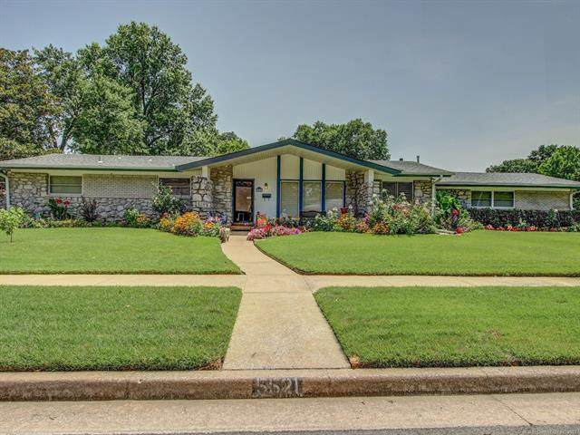 5521 S 68th East Avenue, Tulsa, OK 74145 (MLS #2125353) :: 918HomeTeam - KW Realty Preferred