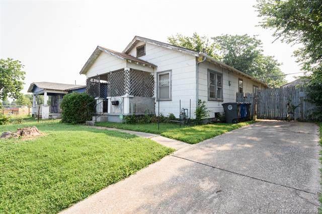 1911 N Lewis Avenue, Tulsa, OK 74110 (MLS #2125357) :: 918HomeTeam - KW Realty Preferred